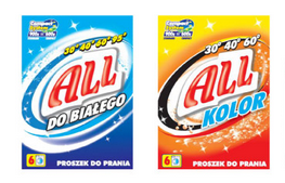 Kupić Proszki do prania ALL