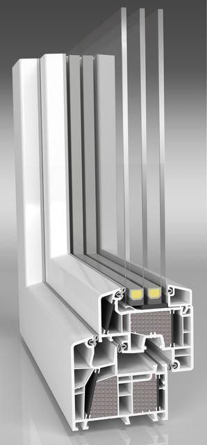 Kupić Okna PCV Elwiz Energio Passiv