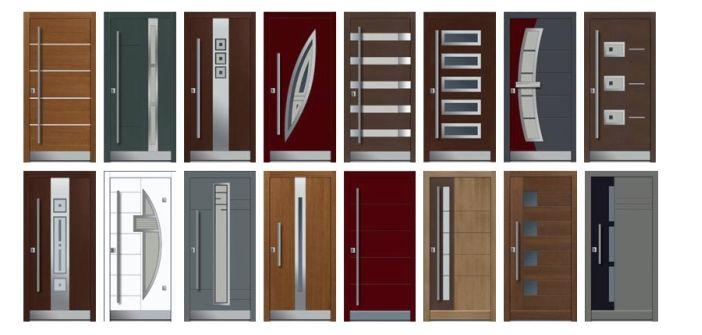 Kupić Drzwi zewnętrzne stalowe