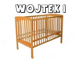 Kupić Łóżka dla niemowląt, łóżka dla dzieci WOJTEK I