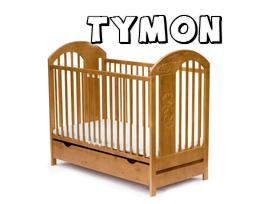 Kupić Łóżka drewniane dla niemowląt TYMON