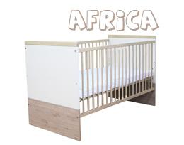 Kupić Drewniane łóżeczka dla dzieci AFRICA
