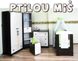 Kupić Meble do pokoju dziecięcego PTILOU MIŚ