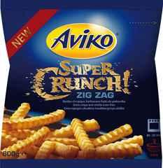 Kupić Frytki Aviko Super Crunch Zig Zag