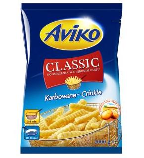 Kupić Frytki Aviko Classic Crinkle