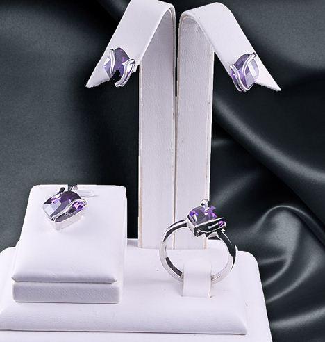 Kupić Komplety srebrnej biżuterii.