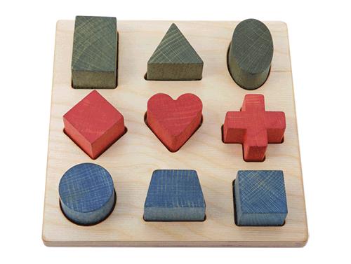 Kupić Puzzle drewniane