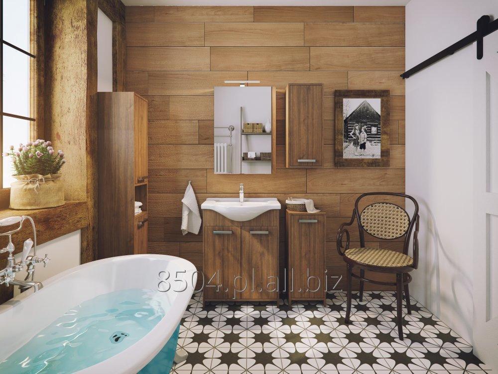 Kupić DEFRA Meble łazienkowe AMALFI - harmonia koloru i dekoru