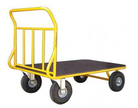 Kupić Solidne wózki platformowe