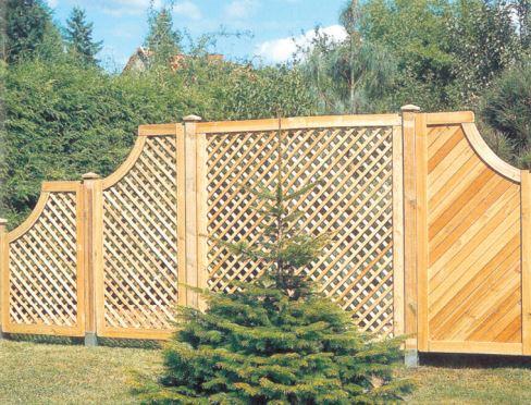 Kupić Ogrodzenia drewniane