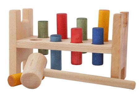 Kupić Zabawka drewniana Przebijak