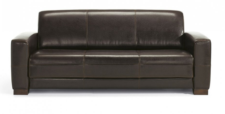 Kupić Wysokiej klasy kanapa skórzana York idealna do gabinetu lub salonu