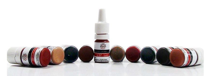 Kupić Pigmenty oraz Barwniki do Makijażu Permanentnego