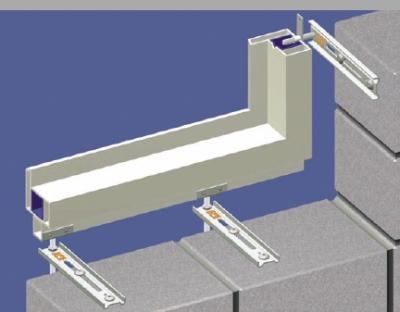 Kupić Regulowane mocowanie okien - System JB-D