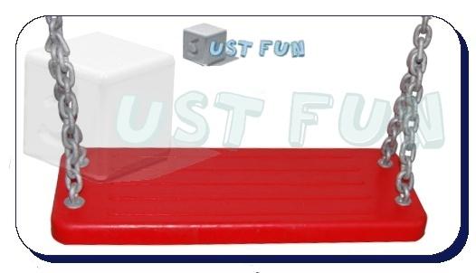 Kupić JUST FUN - Siedzisko z metalowym wkładem na łańcuchu