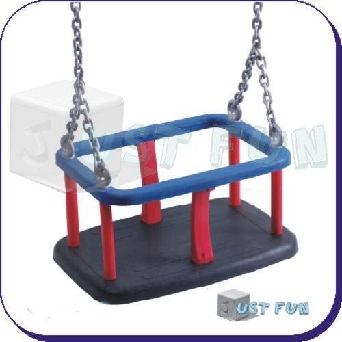 Kupić JUST FUN - Siedzisko kubełkowe na łańcuchach