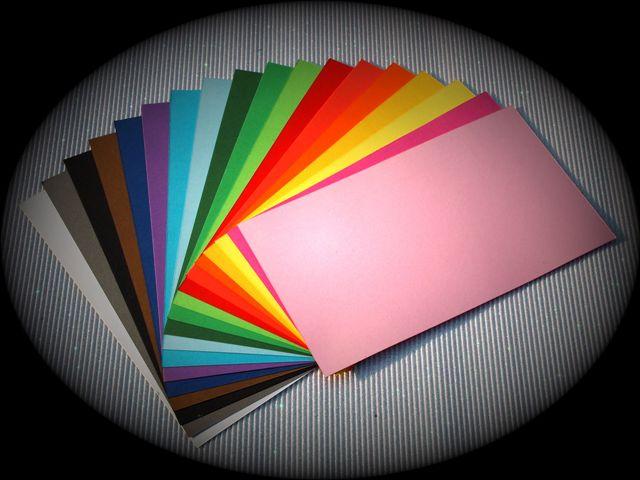 Kupić Karton Kolorowy