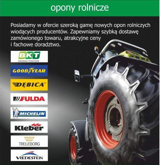 Kupić Opony do traktorów, opony rolnicze