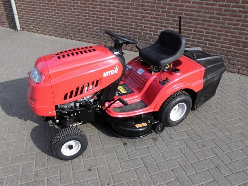 Kupić Traktorek kosiarka spalinowa mtd re125m