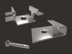 Kupić Zestaw Montażowy ProClip ze stali nierdzewnej do łączenia desek kompozytowych