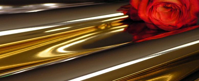 Kupić Folia metalizowana kolorowana jednostronnie