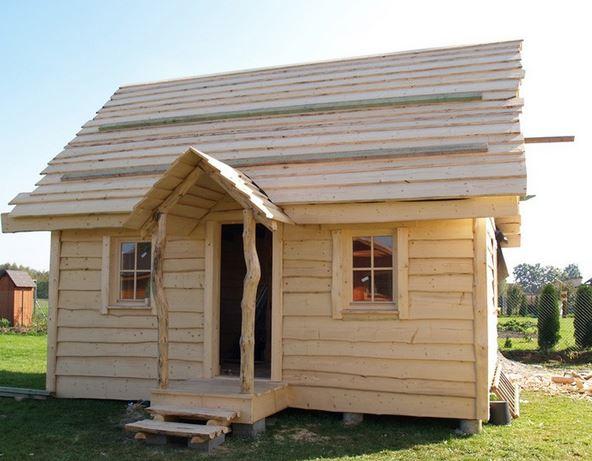 Kupić Domki drewniane letniskowe i rekreacyjne
