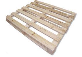 Kupić Paleta przemysłowa drewniana o rozmiarach 120x100 cm