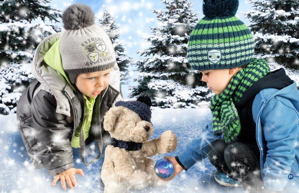 Kupić Czapki zimowe dla dzieci