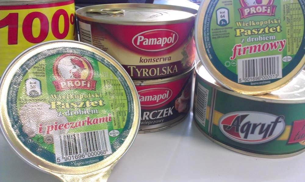 Kupić Konserwy , konserwa , mielonka , puszka , konserwa mięsna