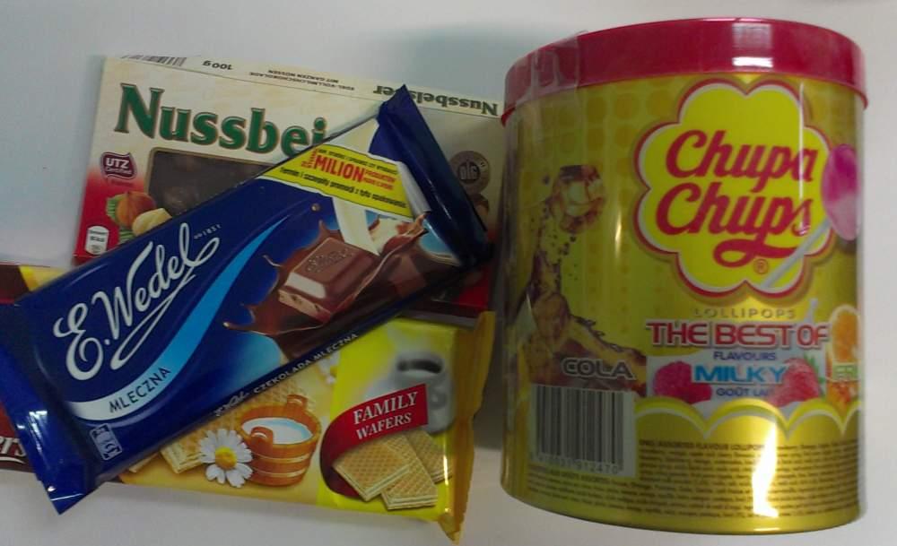 Kupić Słodycze