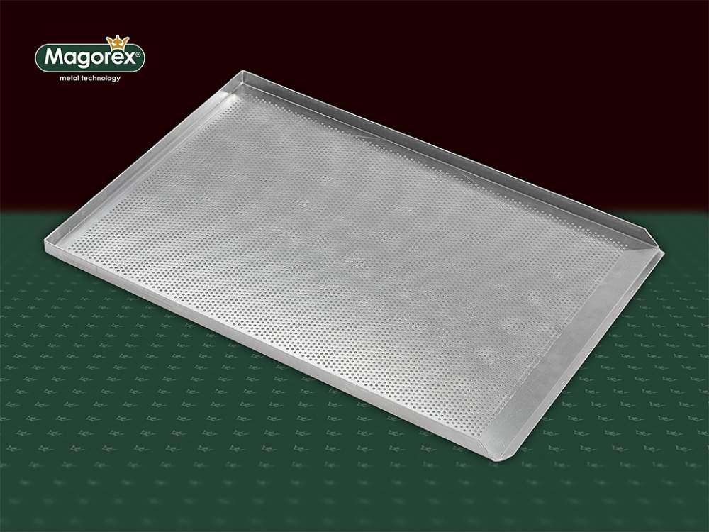 Kupić Blachy piekarnicze aluminiowe, perforowane 3 mm