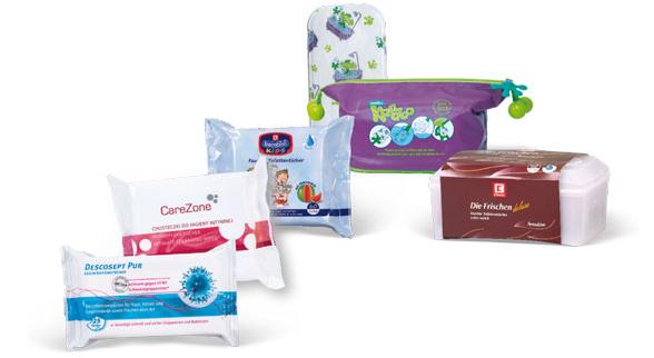 Kupić Szeroka gama produktów nawilżanych pod prywatną marką Klienta.