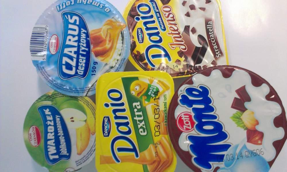 Kupić Desery mleczne/ Milk desserts