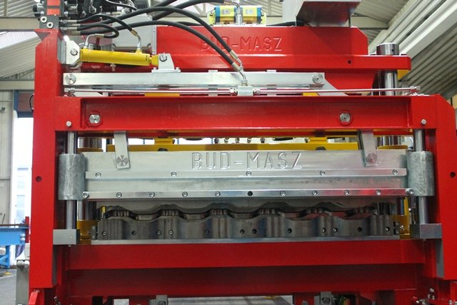 kaufen Linie für die Herstellung von Metall-Ziegel D20 Frania