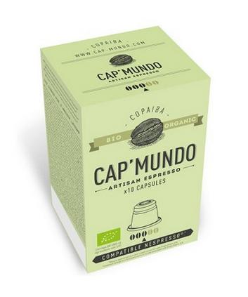 Kupić Kapsułki Nespresso Cap'Mundo Copaiba 10szt.