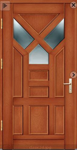 Kupić Drzwi wewnętrzne , drzwi , linia classic
