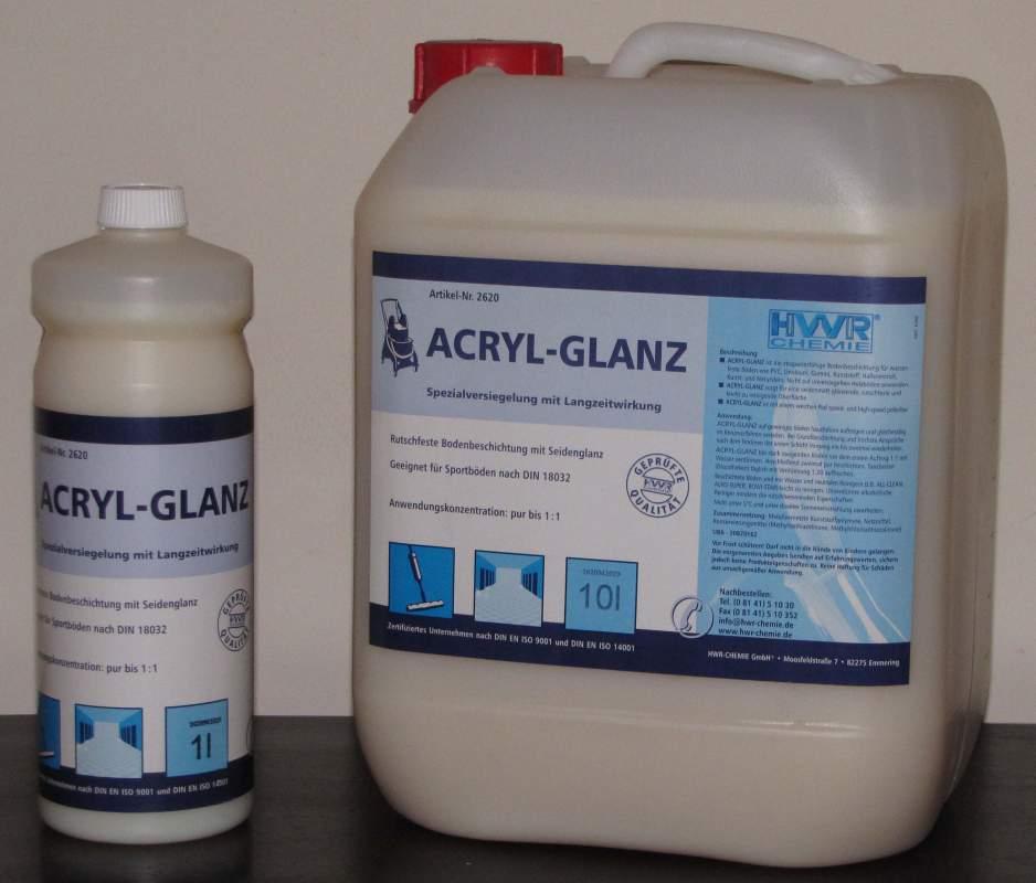 Kupić Acryl-Glanz płyn do konserwacji i zabezpieczania podłóg.