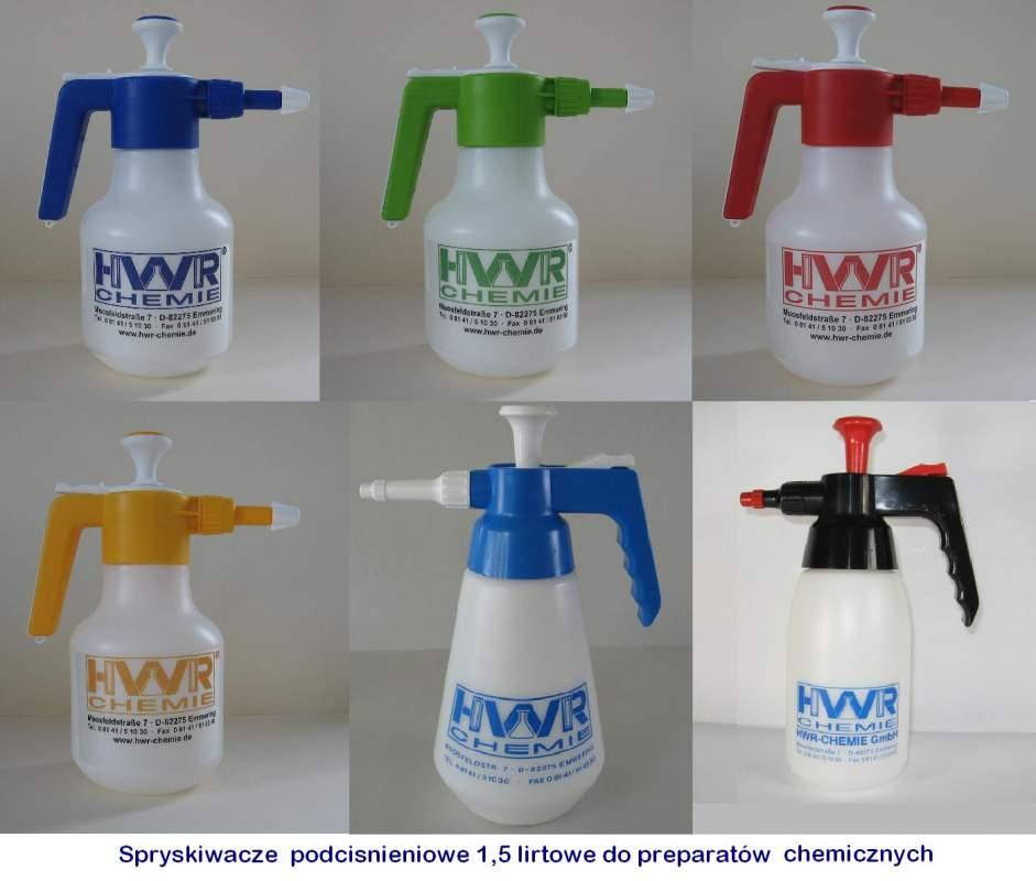Kupić Profesjonalne spryskiwacze podciśnieniwe (z pompką)