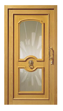 Kupić Drzwi drewniane model H203 kolor sosna