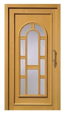 Kupić Drzwi drewniane model H306 kolor sosna