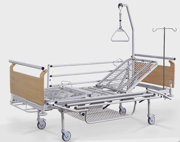 Kupić Łóżko szpitalne , łóżka szpitalne i rehabilitacyjne , łóżko rehabilitacyjne , Łóżko szpitalne LP-01.4