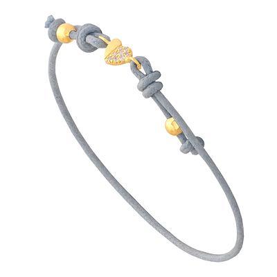 Kupić Bransoletka dla dzieciz paska i żółtego złota 14ct(585) nr BrR29978.