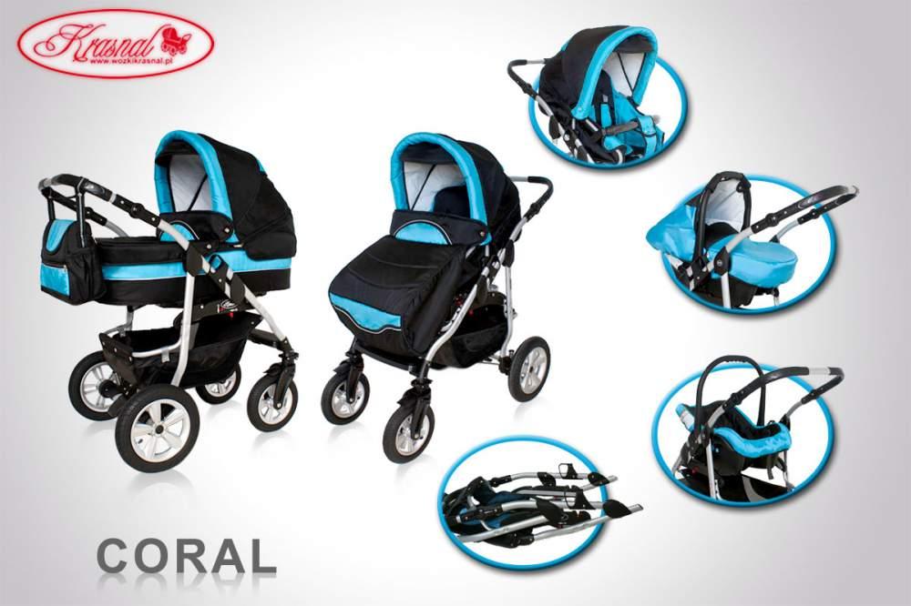 Kupić Wózek dziecięcy CORAL