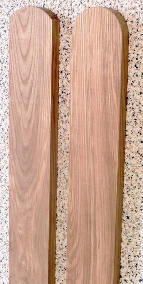 Kupić Sztachety drewniane wykonane z drewna olchowego