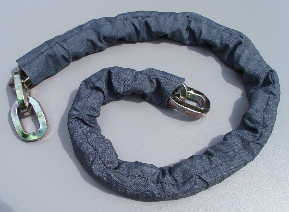 Łańcuch hartowany z pręta kwadratowego