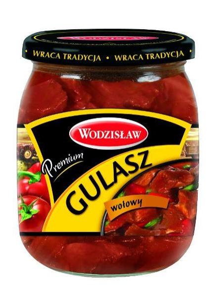 Kupić Gulasz wołowy 520g