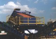 Kupić Jednopokładowe przesiewacze wibracyjne typu WK i PWK, dwupokładowe przesiewacze