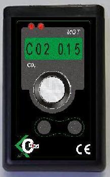Kupić Miernik Gazów Toksycznych MGT CO2