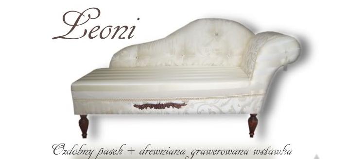 Kupić Ekskluzywna sofa Leoni