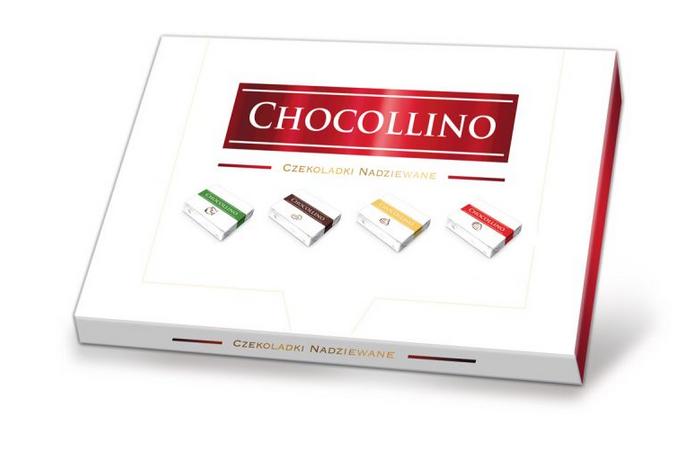 Kupić Czekoladki nadziewane Chocolino